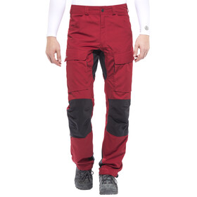Lundhags Authentic Pants Men Short Red